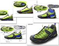 Low Cut Hiking Footwear FW13/14