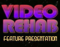"Self Released full length Video Mixtape ""Video Rehab"""