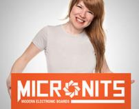 Micronits Logo