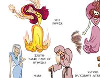 Goddesses of the 21st Century