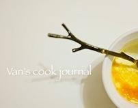 """""""Van's cook journal"""""""