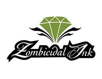 Zombicidal Ink Identity