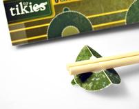 Tikies / Chopstick Sets