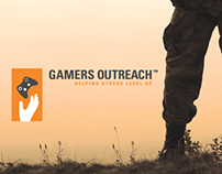 Gamers Outreach Magazine Ad