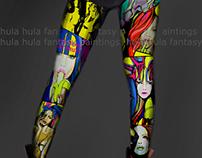 HulaHula leggings