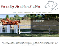 Serenity Arabian Stables