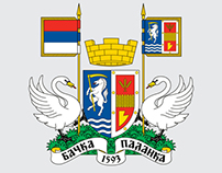 Bačka Palanka Municipality Coat of Arms