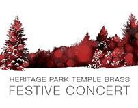 Heritage Park Temple Brass Festive Concert