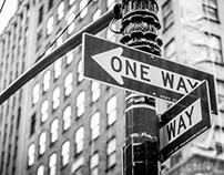 New York B/W