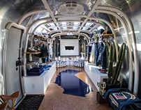 Levi's Icons Custom Airstream Trailer