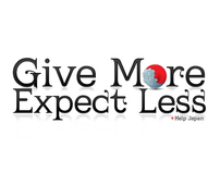 Give More Expect Less