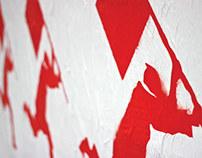 Boris - Campagne affichage sauvage et imprimé