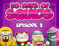 30 Days of SQUIDS : Episode 2