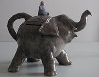 La Elefanta Tetera