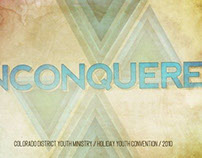 UNCONQUERED + Student Conference
