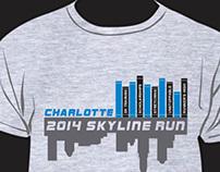2014 Charlotte Skyline Run