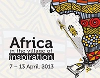 Africa in the village of inspiration