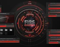 FiOS Ironman 3 - UI Design