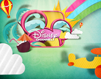 Disney Summer Ident 2013 Pitch