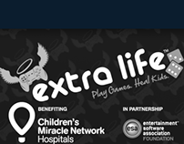 Extra Life 2013 Marketing Material