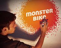 MONSTER BIKE | Fixed Gear Stores & Garage
