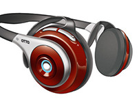 MP3 Audio Player Headset - OTTO Engineering