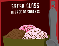 Break Glass in Case of Sadness