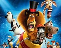 Madagascar 1, 2 y 3