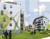 Agence Schulte-Frohlinde - Projet Möckernkiez