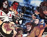 WCW MAYHEM (2012 poster)
