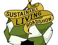 Sustainable Living Roadshow : Logo / Identity / Web