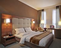 Hotel room. B. Khmel'nyts'kogo strt