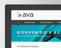 AVA / Online courses