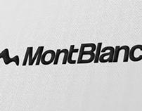 Mont Blanc - Branding Identity