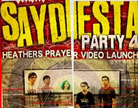 SAYDIE: Saydiesta Party 4 Poster