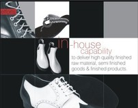 SKI Shoe Exporters Brochure