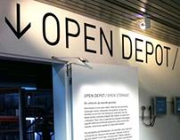 OPEN DEPOT