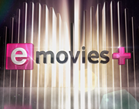 Etv - E movies + channel identity