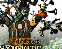 Symbiotic Orchestra : Event Poster