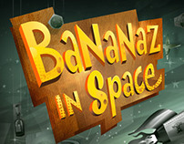 Bananaz in Space game_publicity & merchandise