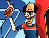Classic Gaming Wiz - Tribute to Keith Apicary