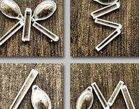 paddle alphabet