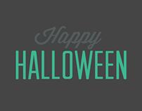 Vector illustrations - Halloween