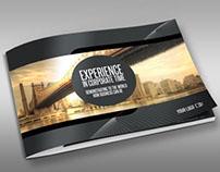 Horizontal Business Design Folder