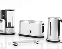 First Electronic Kitchen Appliances Series for WMF