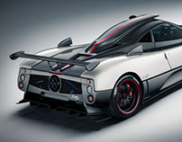 Pagani Zonda revisited 02