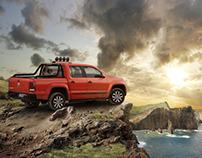VW Amarok   CGI