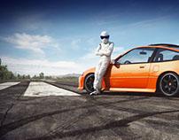 Honda CRX Stiggy