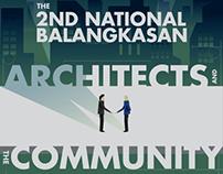 UAP 2nd National Balangkasan Poster