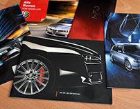 Alfa Romeo Range Brochures